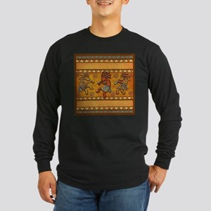 Best Seller Kokopelli Long Sleeve Dark T-Shirt