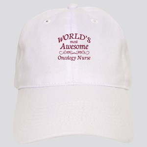 Awesome Oncology Nurse Cap