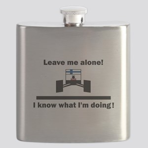 Leave me alone Flask