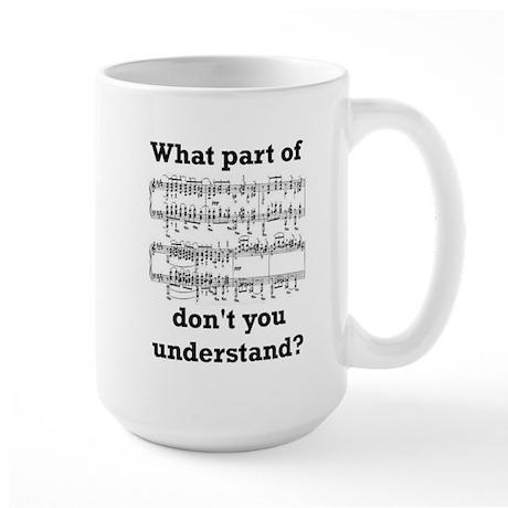 The Musician Mugs