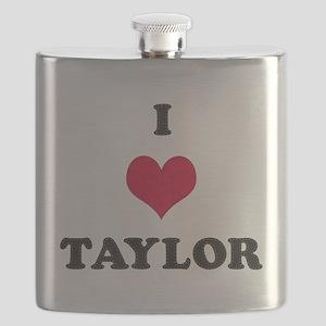 I Love Taylor Flask