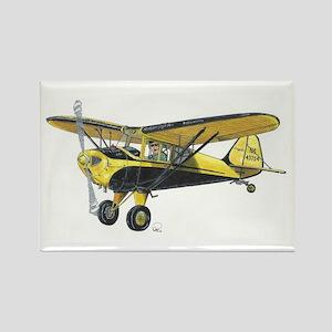 TaylorCraft Airplane Rectangle Magnet