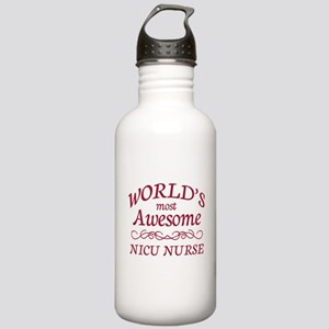 Awesome NICU Nurse Stainless Water Bottle 1.0L