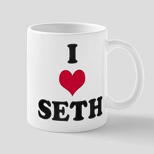 I Love Seth Mug