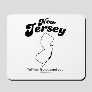 NEW JERSEY: Tell 'em Guido sent you Mousepad