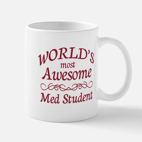 Awesome Med Student Mug
