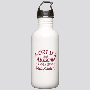 Awesome Med Student Stainless Water Bottle 1.0L