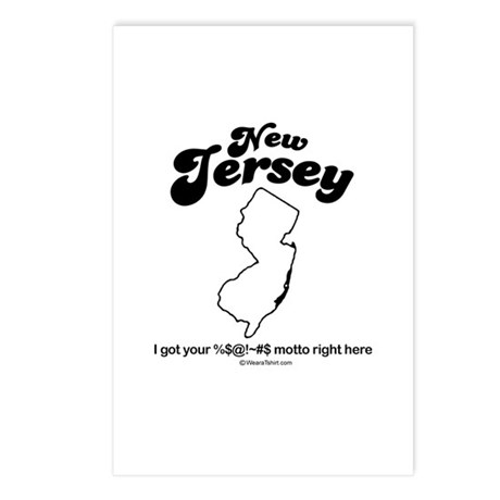 NEW JERSEY: I got your $#!@$#% motto right here Po