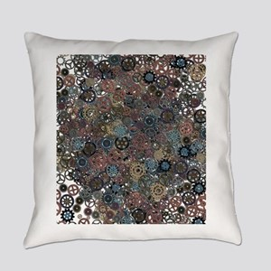 Lots of Gears Everyday Pillow