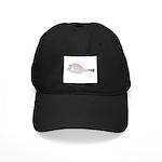 Cowfish fish Black Cap