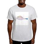 Cowfish fish Light T-Shirt