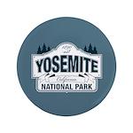Yosemite National Park Mountain Signage 3.5