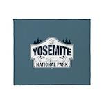 Yosemite National Park Mountain Signage Stadium B