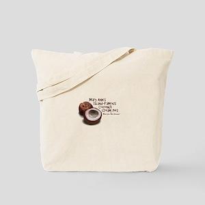 56b957b840ca Mary Ann s Coconut Cream Pies Tote Bag