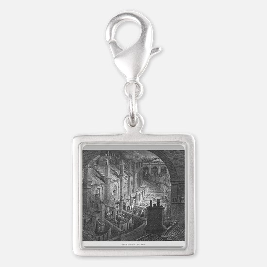 24.png Silver Square Charm