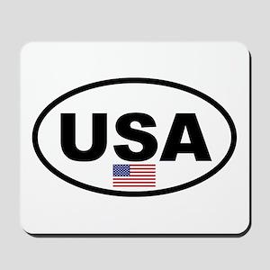 USA 3 Mousepad