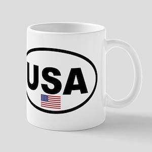 USA 3 Mug