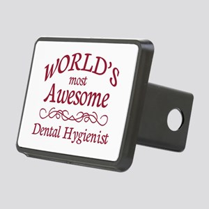 Awesome Dental Hygienist Rectangular Hitch Cover