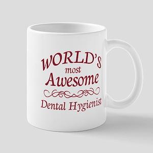 Awesome Dental Hygienist Mug
