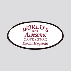 Awesome Dental Hygienist Patches