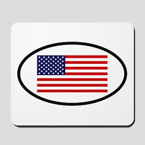 USA 7 Mousepad