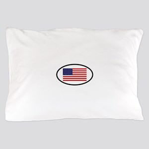 USA 7 Pillow Case
