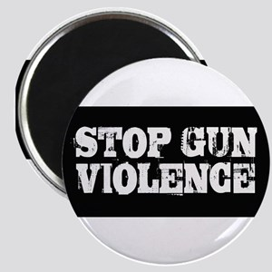 Stop Gun Violence Magnet