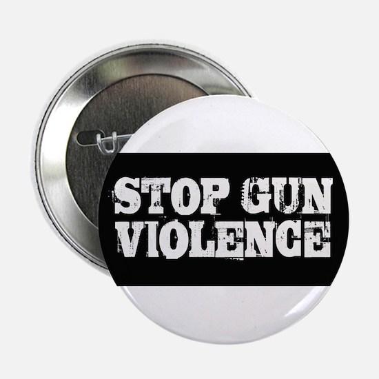 """Stop Gun Violence 2.25"""" Button"""