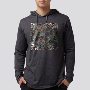 Lots of Gears Mens Hooded Shirt