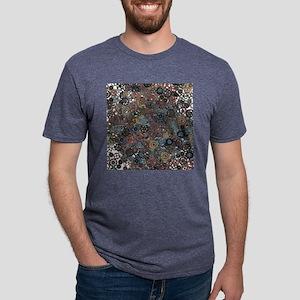 Lots of Gears Mens Tri-blend T-Shirt