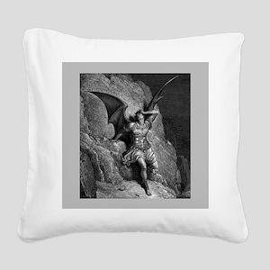 7 Square Canvas Pillow