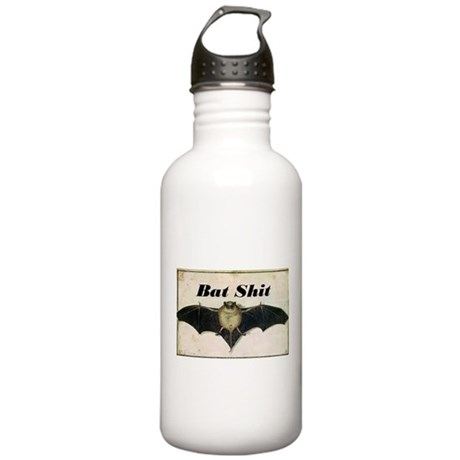 Bat Sh!t Stainless Water Bottle 1.0L
