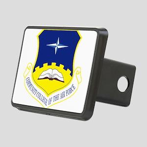 CCAF shield Rectangular Hitch Cover