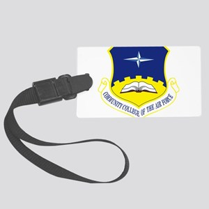 CCAF shield Large Luggage Tag