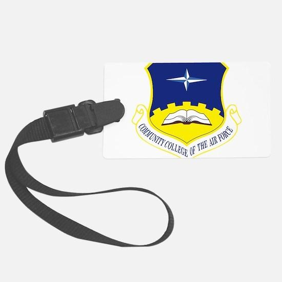 CCAF shield Luggage Tag