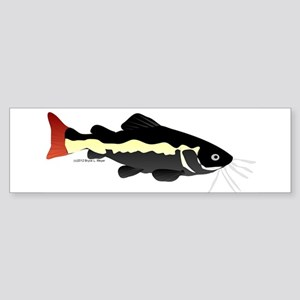Redtailed Catfish (Audreys Amazon River) Sticker (
