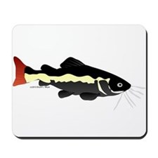 Redtailed Catfish (Audreys Amazon River) Mousepad