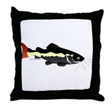 Redtailed Catfish (Audreys Amazon River) Throw Pil
