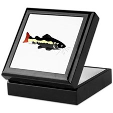Redtailed Catfish (Audreys Amazon River) Keepsake