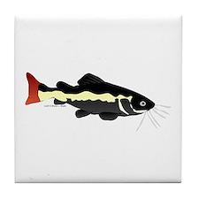 Redtailed Catfish (Audreys Amazon River) Tile Coas