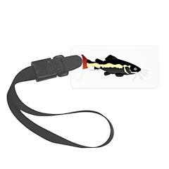 Redtailed Catfish (Audreys Amazon River) Luggage Tag