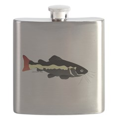 Redtailed Catfish (Audreys Amazon River) Flask