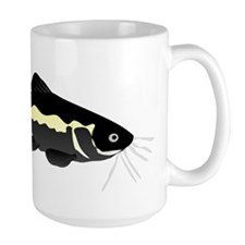 Redtailed Catfish (Audreys Amazon River) Large Mug