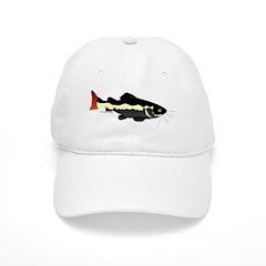 Redtailed Catfish (Audreys Amazon River) Baseball Cap