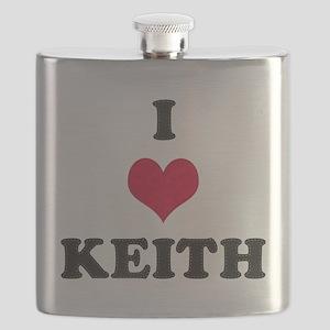 I Love Keith Flask