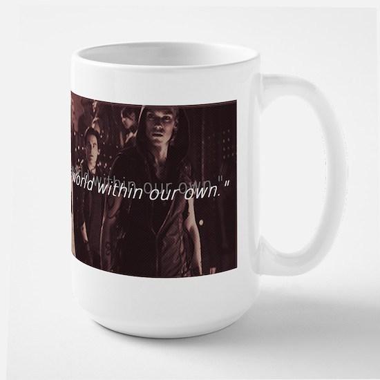 Shadowhunter Large Mug