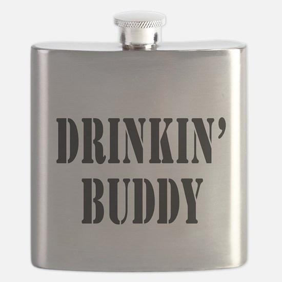 Drinkin Buddy Flask