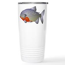 red belly piranha Stainless Steel Travel Mug