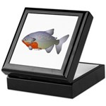 red belly piranha Keepsake Box