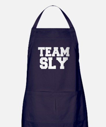 TEAM SLY Apron (dark)